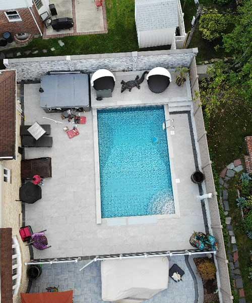 Concrete Swimming Pool Repair Long Island NY
