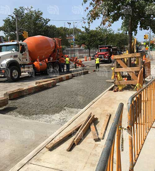 Residential Concrete Repair Contractor Staten Island