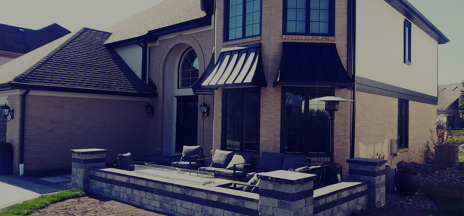 Local Aluminum Awning Fabric Supply in Crestwood IL